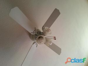 Plafonnier ventilateur 0