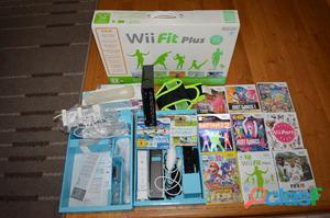 console WII avec plusieurs jeux 0