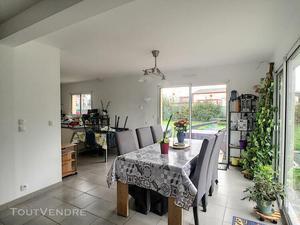 maison rÉcente 5 piÈces - saint pair sur mer - 102.60 m² 0