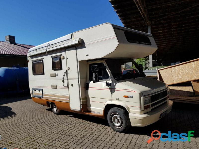 Camping car Fiat Ducato 0
