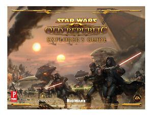 star wars the old republic explorer's guide 0