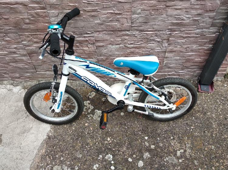 bicicleta conor 14 pulgadas 0