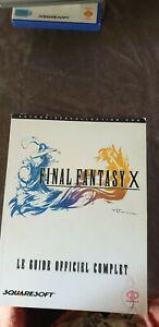 guide officiel complet final fantasy x 0