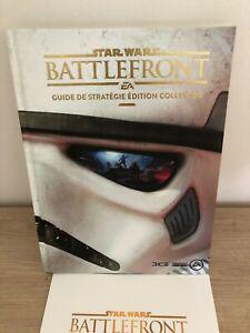guide stratégique édition collector star wars battlefront 0