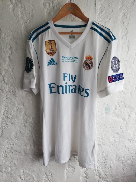 camiseta real madrid final ucl 2018 kiev - kroos 0