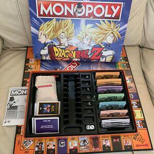 rare monopoly dragon ball sangoku version française manga 0