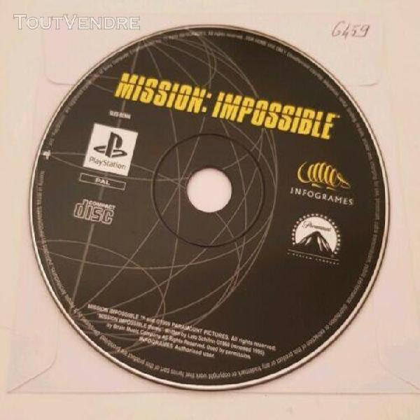 mission impossible - ps1 0