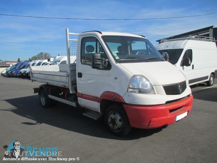 camionnette (ptac ⩽ 3,5 t) benne basculante de chantier et 0