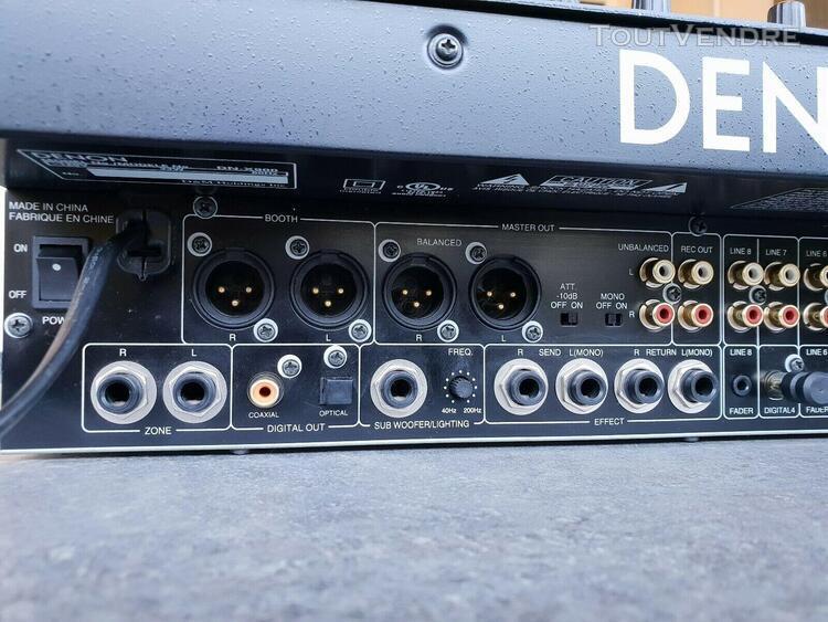 table de mixage denon dn-x900 état excellent 0