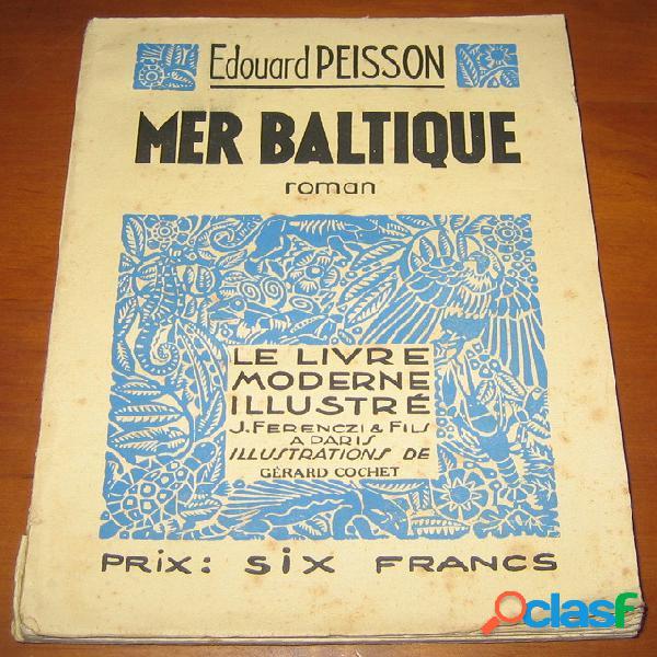 Mer Baltique, Edouard Peisson 0
