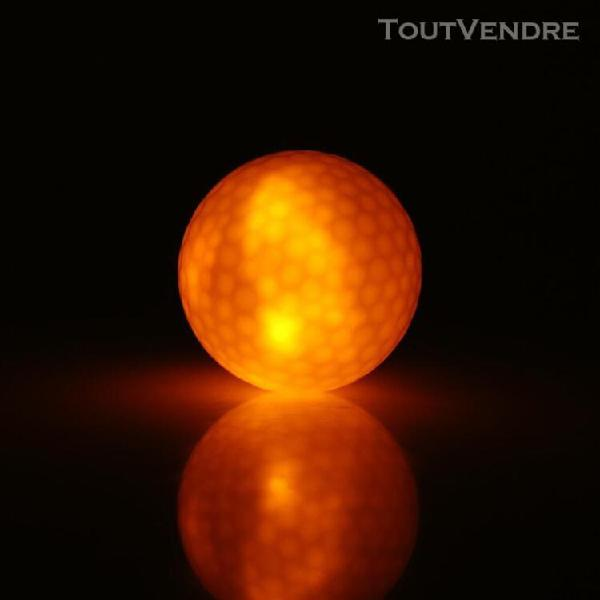 1 pc balle de golf Électronique led d'Éclairage nuit noi 0
