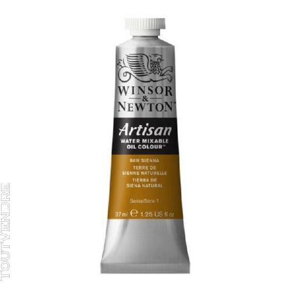 huile hydrosoluble artisan - 37 ml - terre de sienne nat 0