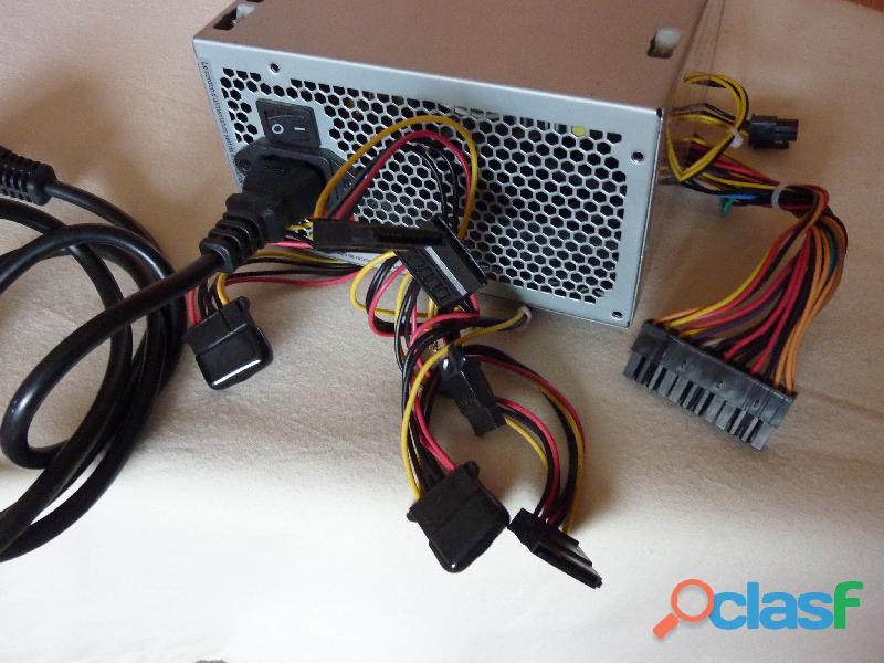 Alimentation PC 500 W Advance ATX 5200S pour PC ATX 0