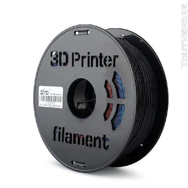 1kg / couleur du d¿¿grad¿¿ multicolore du filament 0