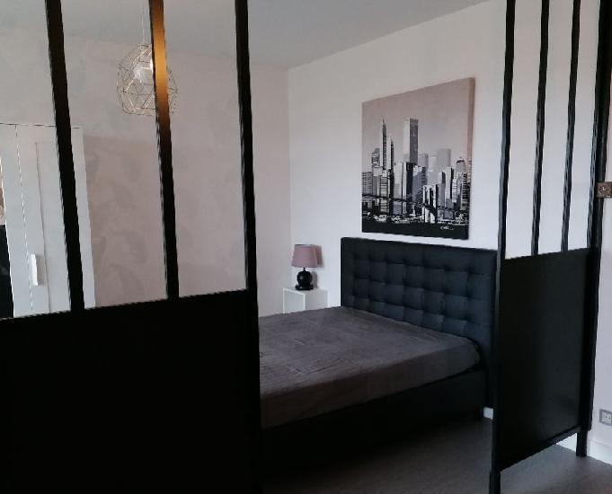 appartement t2 meublé refait à neuf 0