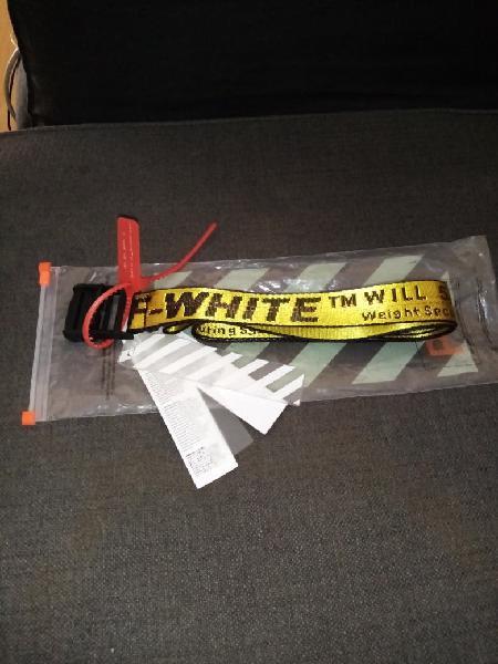 ceinture off-white 0