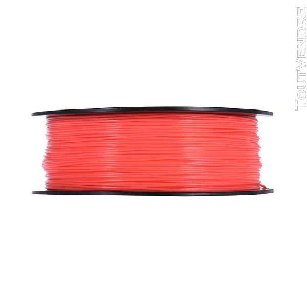 couleur en option pla filament 1 kg / rouleau 2.2lb 1.75mm p 0