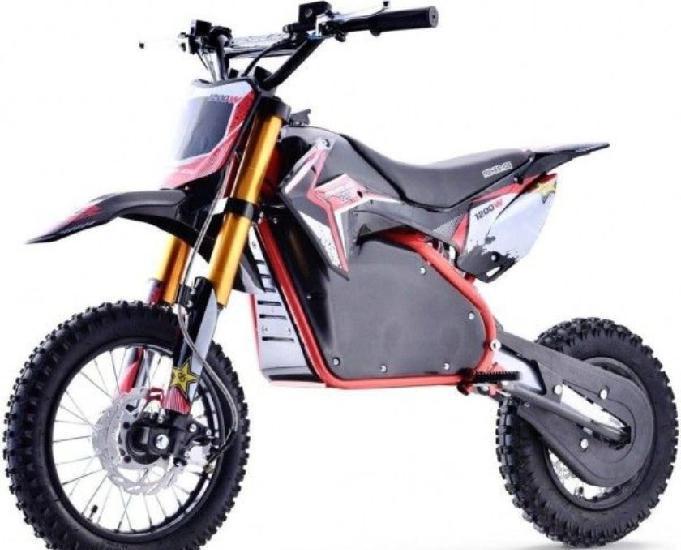 dirt bike renegade 48v 1200w électrique renforcé 0