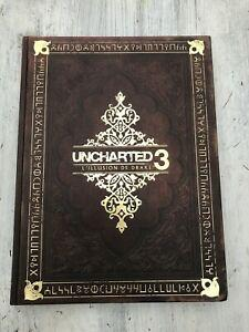 guide officiel complet uncharted 3 l'illusion de drake 0