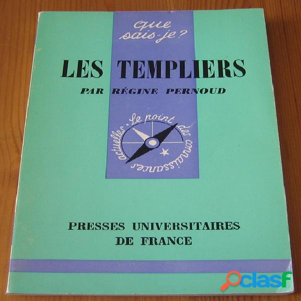 Les templiers, Régine Pernoud 0