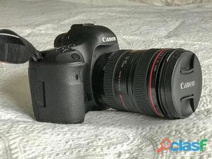 Canon eos 5d mark iii avc objectif ef 24 105mm f.
