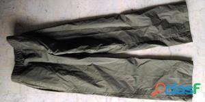 Surpantalon intempéries va militaire pour avec pantalon taille 36 bon état fermeture eclair sur les