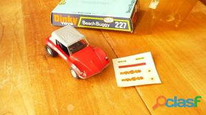 Dinky toys n°227 beach buggy echelle. 1/36