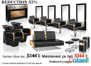 Salon moderne design clasf for Ensemble mobilier salon