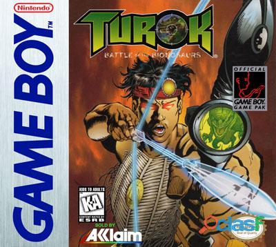 Turok 1 gameboy