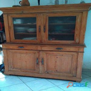 buffet cuisine ikea blanc avec plan de travail. Black Bedroom Furniture Sets. Home Design Ideas