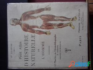 PETIT ATLAS D HISTOIRE NATURELLE DE L HOMME