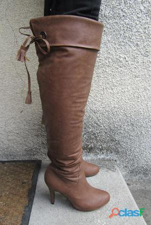 Bottes cuissardes, taille 40