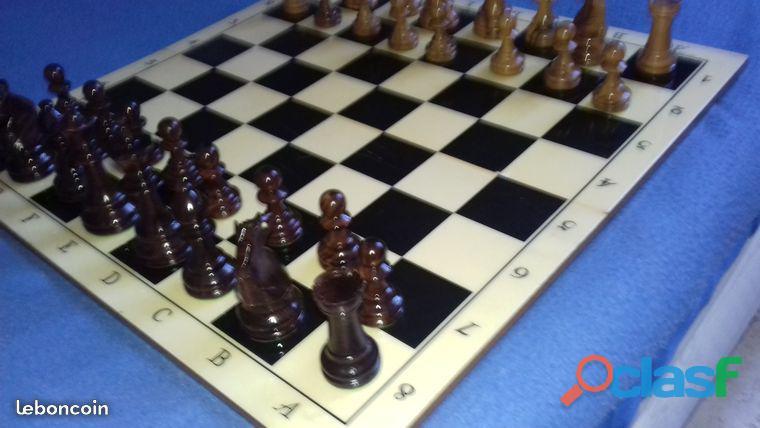 Ancien jeu d'échec