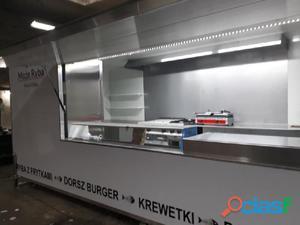 Commerce remorque, food truck,restaurant remorque