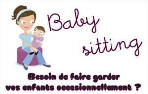 Babysitting - garde enfant