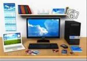 Depannage informatique domicile-entreprise