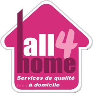 Services de ménage, repassage et garde d'enfants