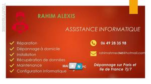 Technicien de maintenance informatique