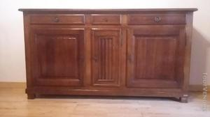 table basse merisier verre offres avril clasf. Black Bedroom Furniture Sets. Home Design Ideas