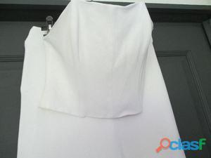 Ensemble de robe de mariée t42