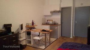 Appartement nantes 1 pièce(s) 17 m2