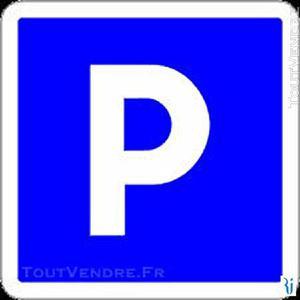 Parking / box rouen