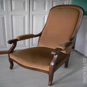 bas prix 7cd57 9bae7 ancien fauteuil voltaire