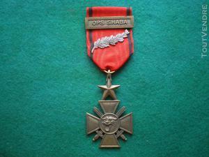 médaille de bravoure du zaïre