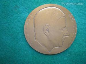 Médaille de charles de gaulle   18 juin 1940