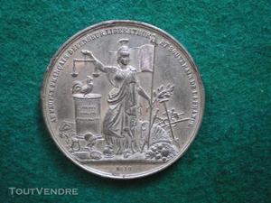 médaille de la révolution de 1848.