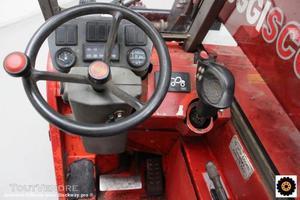chariot à bras télescopique standard - manitou bt420