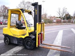 chariot élévateur (frontal) standard - hyster h3.0ft