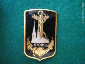 Insigne colonial   5° rima.