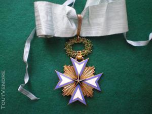 Ordre de l'etoile noire du bénin. order of the black star
